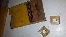 Lot of (25) Kennametal 8Nmm190624Mrkc990 3/4 x 3/4 x .250 .312 Hole (3-8-A)