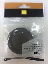 Genuine Nikon BF-3B Teleconverter Cap BF3B F-Mount TC-14Ell TC-17Ell TC-20E llI