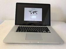 """Apple MacBook Pro 15"""" 2.3GHz Core i7-3615QM 750GB 8GB OS X Sierra Mid 2012 LCD"""