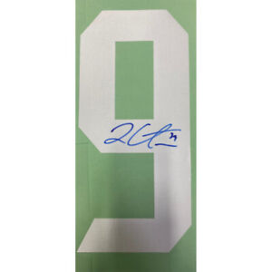 Logan Couture Autographed 2016 World Cup Team Canada Jersey Number - 9