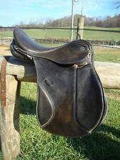 "15"" Kieffer Munchen Saddle ~ Good Condition"