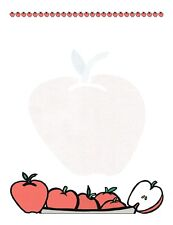 Apple Stationery Printer Paper 26 Sheets