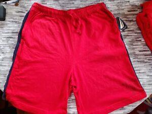 Nautica Sleepwear. Shorts. Red.