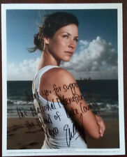 "Evangeline Lilly Autographed 8 x 10 photo from Lost Tv Show as ""Kate�"