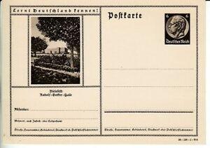 Deutsches Reich Ganzsache P 236  Bielefeld  DD: 39-138-1-B8  **