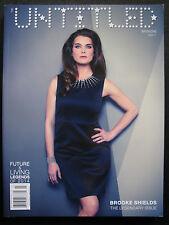 UNTITLED Magazine #7 Chanel Iman LORDE Brooke Shields Boy George Imogen Poots