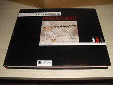 LE AVVENTURE DI PINOCCHIO-1^ ED. BEVIVINO 2002 -ILL. Flavio Chirico-MOLTO BELLO