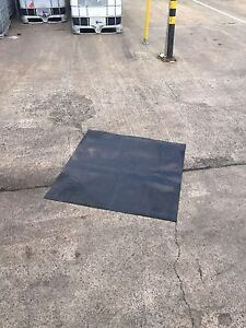 Rubber Emergency Drain Spill Control Covers *MADE TO MEASURE*