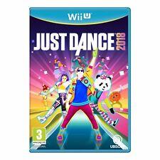 Just Dance 2018 (Wii U) Envío rápido