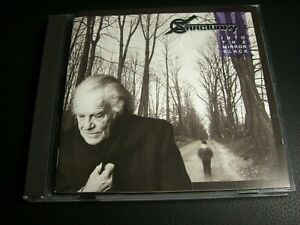 SANCTUARY - INTO THE  MIRROR BLACK  ; ORIGINAL FIRST EU PRESS 1990 ; RAR