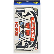 feuille décorative 1:5 OPEL VECTRA GTS V8 DTM Véhicule - Sticker Carson 32216