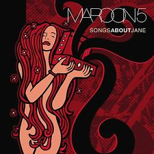 MAROON 5 - SONGS ABOUT JANE   VINYL LP NEW!