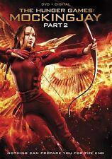 The Hunger Games: Mockingjay Part 2 (DVD,2015)