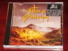Altar Of Oblivion: Barren Grounds CD 2016 Shadow Kingdom Recs USA SKR119CD NEW
