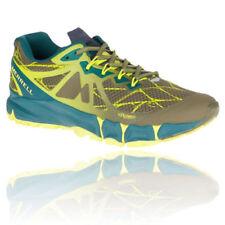 Chaussures verts Merrell pour fitness, athlétisme et yoga