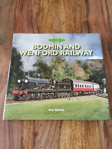 Bodmin and Wenford Railway by Bishop, Don Hardback Book The Cheap Fast Free Post