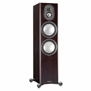 COPPIA DIFFUSORI DA PAVIMENTO MONITOR AUDIO GOLD 300 5G DARK WALNUT CASSE