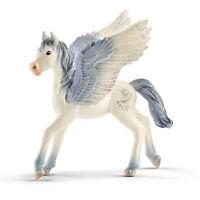 SCHLEICH Bayala Pegasus Foal Toy Figure (70543)