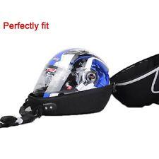 Motorcycle Helmet Bag Shoulder Waterproof Storage Hand Bag AU