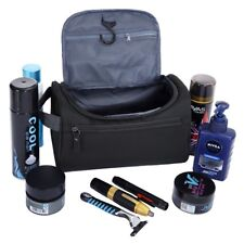 Travel Toiletry Bag - Wash Shaving Bathroom Organizer Dopp Kit for Men and Women