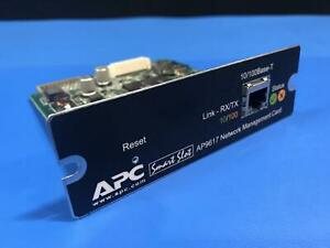 APC AP9617 Smart Slot UPS Network Management Card