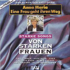 ANNA MARIA - EINE FRAU GEHT IHREN WEG - CD - DAS ALBUM ZUR SAT.1-SERIE
