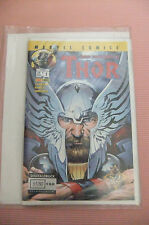 9.8 NM M MIGHTY THOR # 44 + 45 GERMAN EURO VARIANT YOP 2003 LIM 31/50 DIGITAL PR