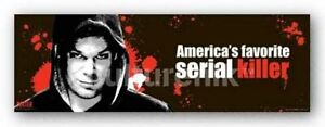 TELEVISION POSTER Dexter Good or Bad Person? 12x36