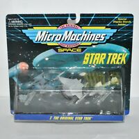 Micro Machines Space - I THE ORIGINAL STAR TREK by Galoob from 1995 New & Sealed