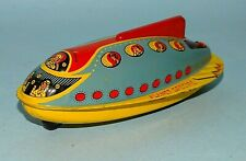 Planet Special Tin Friction Toy Grt. Britain