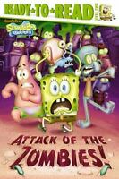 Attack of the Zombies! (Ready-To-Read Spongebob Squarepants - Level 2), ,1442420