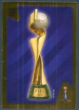 PANINI-2019 FIFA 365- #419-TROPHY-WORLD CUP 2018-GOLD FOIL