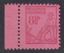 GERMANY, Soviet Zone, 1945. Mecklenburg Mi 11, V, Mint **
