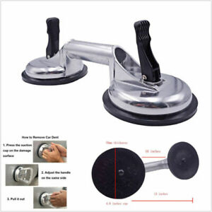 Max 105kg Double Suction Cup Dent Remove Sucker Multi-function Glass Floor Carry