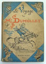 ROBIDA, Albert - Le Voyage de M. Dumollet - Georges Decaux - [1883] - Relié - BE