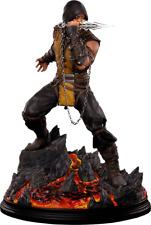 Mortal Kombat X Scorpion MKX Statue 1/4 53cm PCS Pop Culture Shock Sideshow