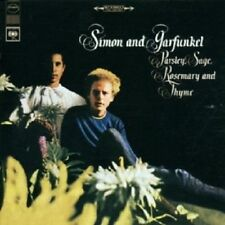 SIMON & GARFUNKEL - PARSLEY, SAGE, ROSEMARY AND THYME  CD 14 TRACKS FOLK POP NEU