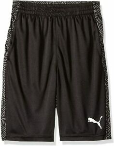 PUMA Youth Boys' Performance Shorts(Ages 7-17 years)