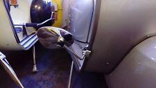 Chrome RHS Clamp on Legshield Mirror for Lambretta, LML, Vespa, Scomadi Scooter