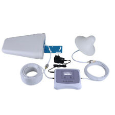 LCD display 850 & 1900mhz 2g 3g 4g dual band mobile signal booster