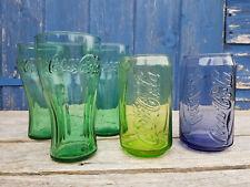Coca Cola Glasses x 5