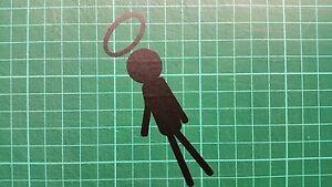 SAINT! Roger Moore/ James Bond/Car/Bike/Window/Wall/Laptop,Vinyl Decal Sticker