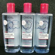 Loreal Micellar Cleansing Water Normal Dry Skin Makeup Remover 13.5 oz Lot of 2