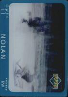 1997-98 Upper Deck Diamond Vision #13 Owen Nolan