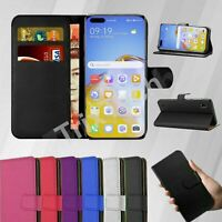 Case For Huawei P20 P30 P40 Pro Lite Cover Flip Wallet Leather Magnetic Luxury