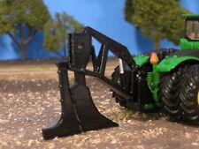 1/64 Custom Tile Plow Black
