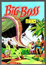 # BIG BOSS n°36 #  # 1978 AREDIT FLASH