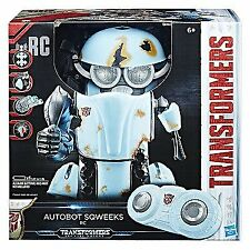 Transformers The Last Knight - AUTOBOT SQUEEKS RC - Hasbro - NEW