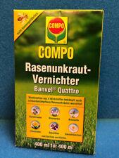 COMPO Rasenunkraut-Vernichter Banvel® Quattro 400 ml für 400 m²