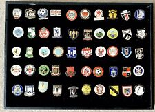 X50 Non League Football Pin Badges - Job Lot